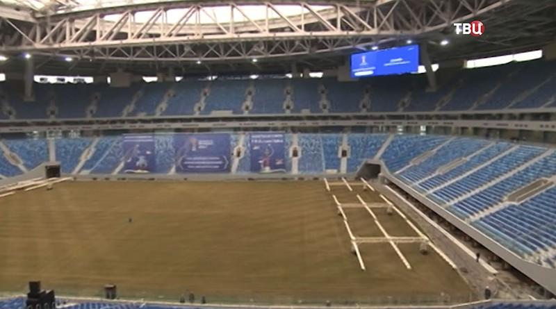 Подготовка к футбольному турниру