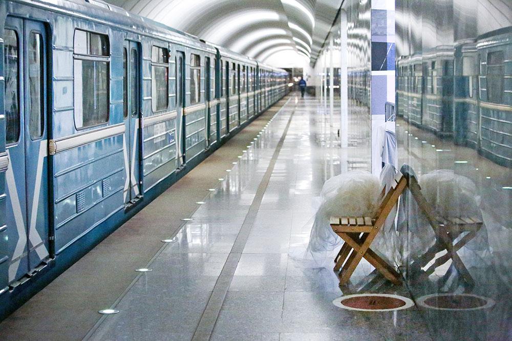 Балет в метро