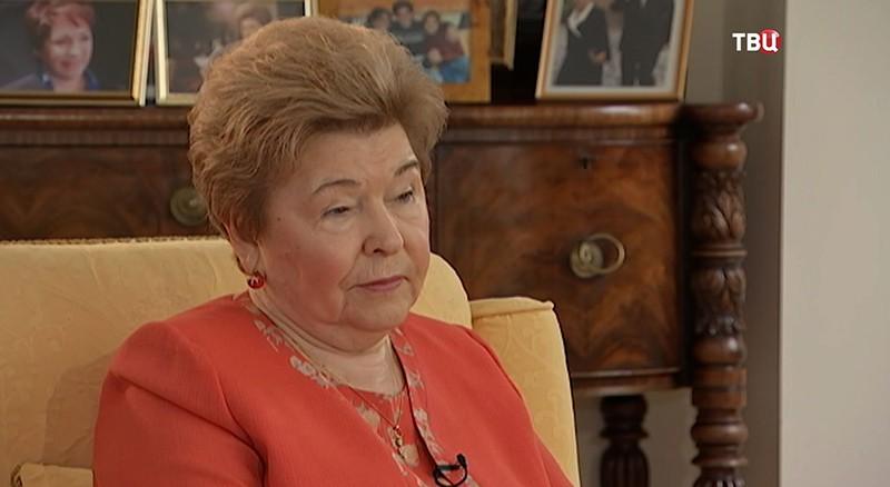 Супруга первого президента страны Наина Ельцина