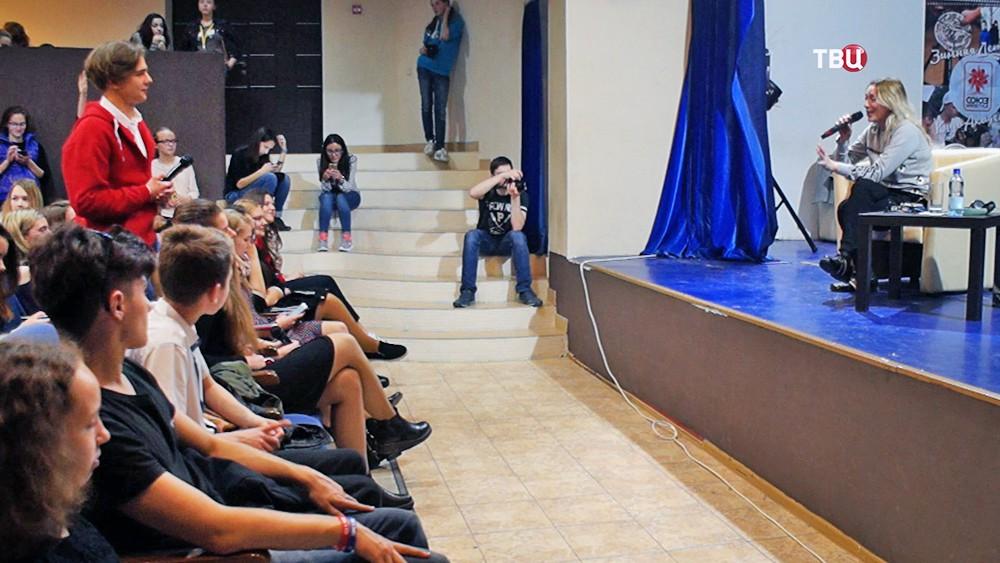 Конкурс среди юных журналистов