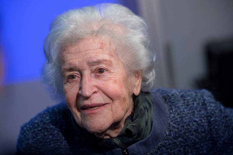 Президент Государственного музея изобразительных искусств имени А.С. Пушкина Ирина Антонова