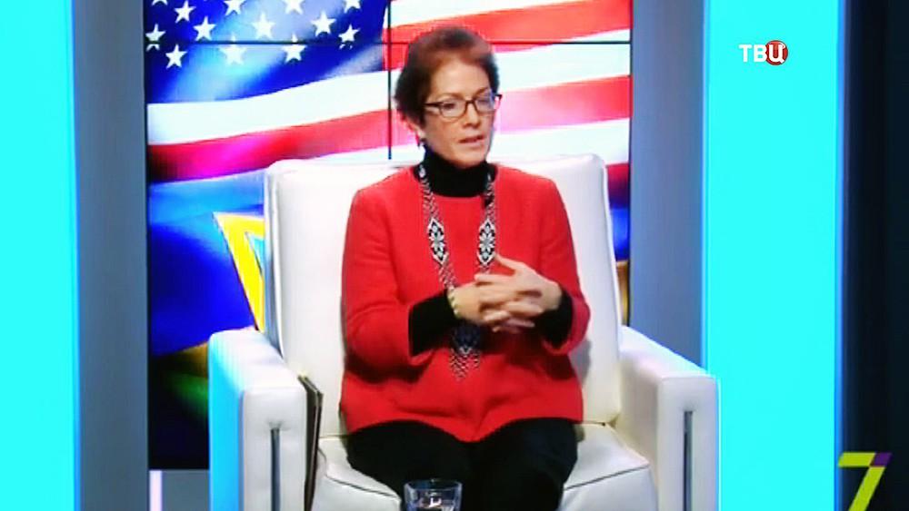 Посол США в Киеве Мэри Йованович