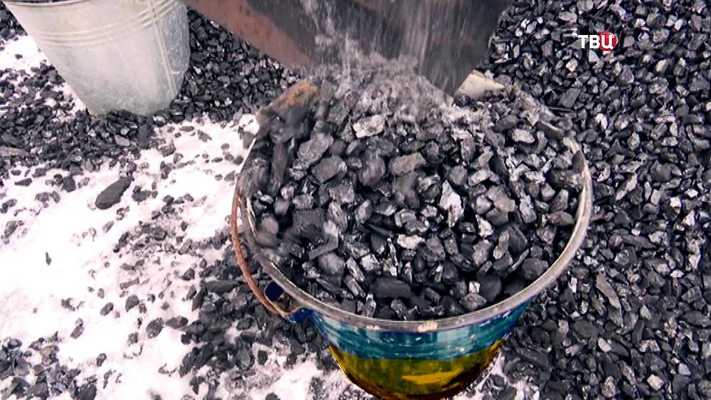 Уголь для Украины