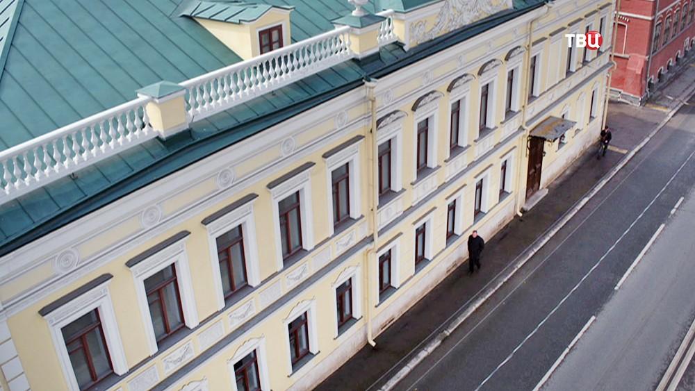 Отреставрированный особняк в центре Москвы