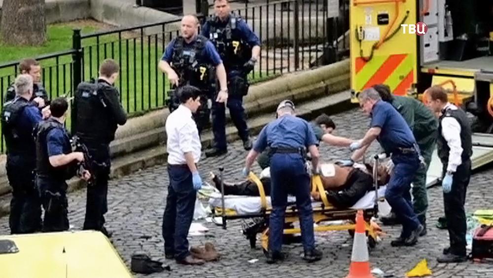 Совершивший нападения в Лондоне террорист