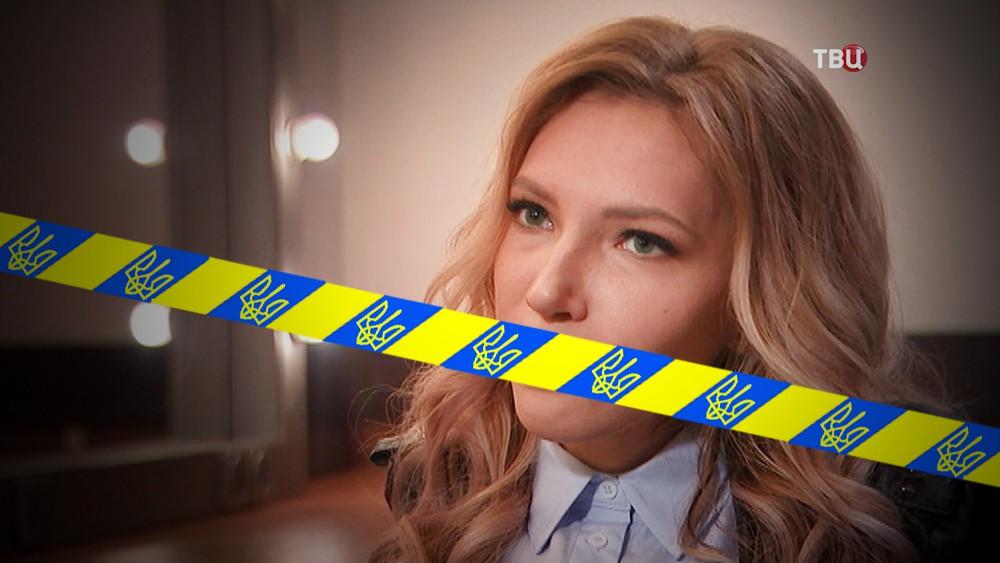 Певице Юлии Самойловой запретили участвовать в Евровидение на Украине