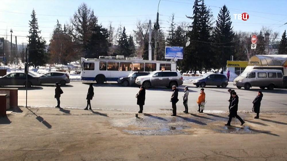 Жители Омска