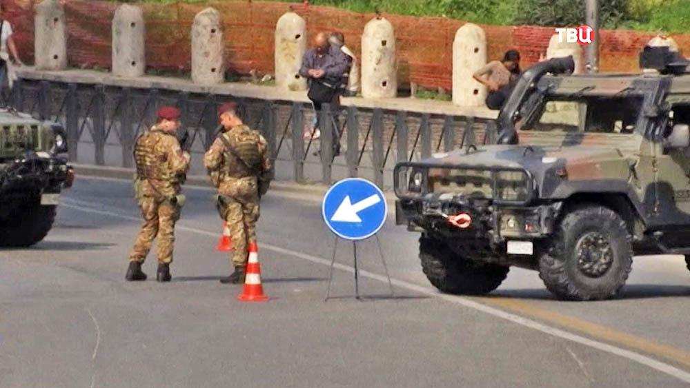 Военная полиция Италии