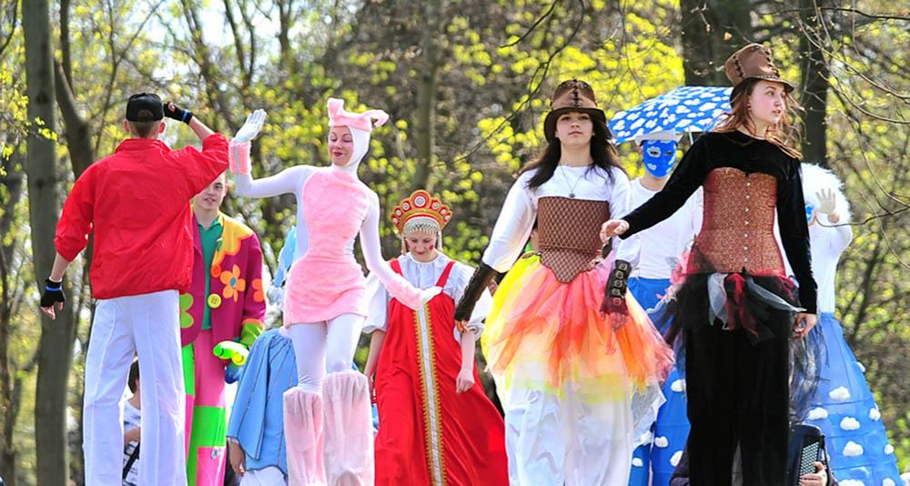 Фестиваль весны