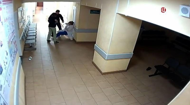 Нападение на медика в Татарстане