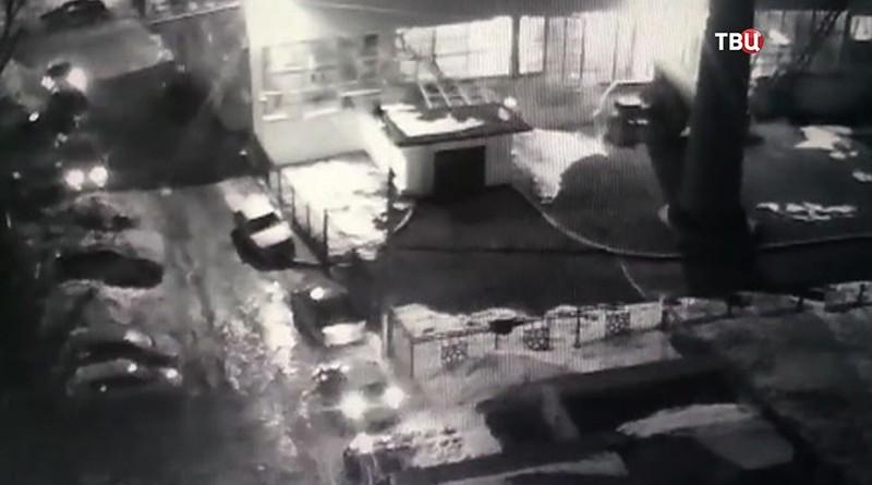Взрыва в котельной