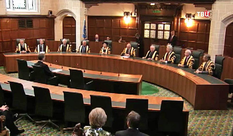 Верховный суд Лондона