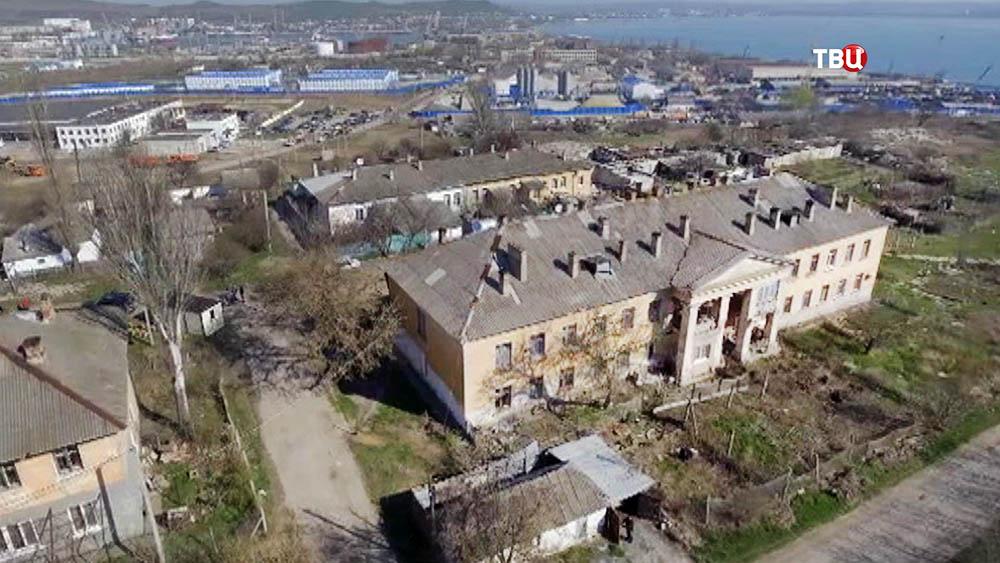Старые дома в Крыму