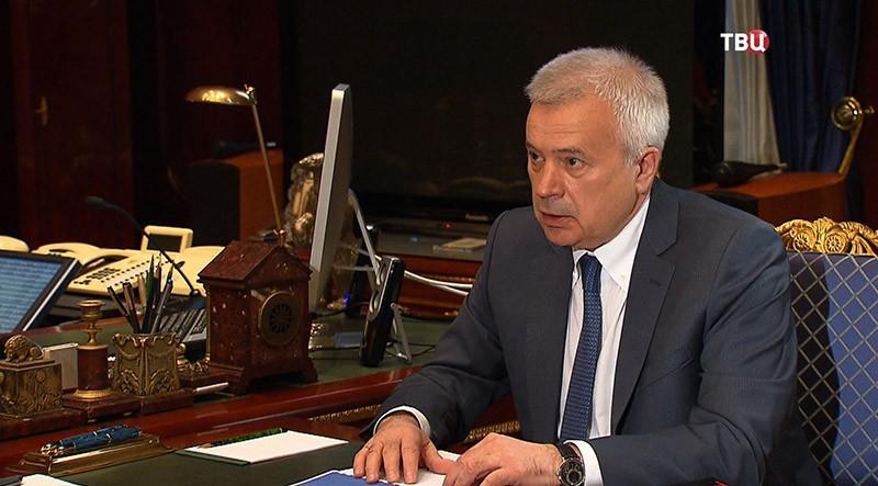 """Глава нефтяной компании """"Лукойл"""" Вагит Алекперов"""