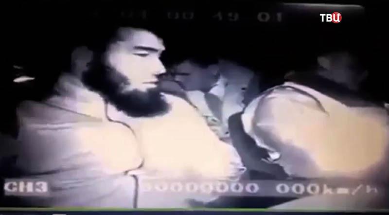 Подозреваемые в убийстве полицейских в Астрахани