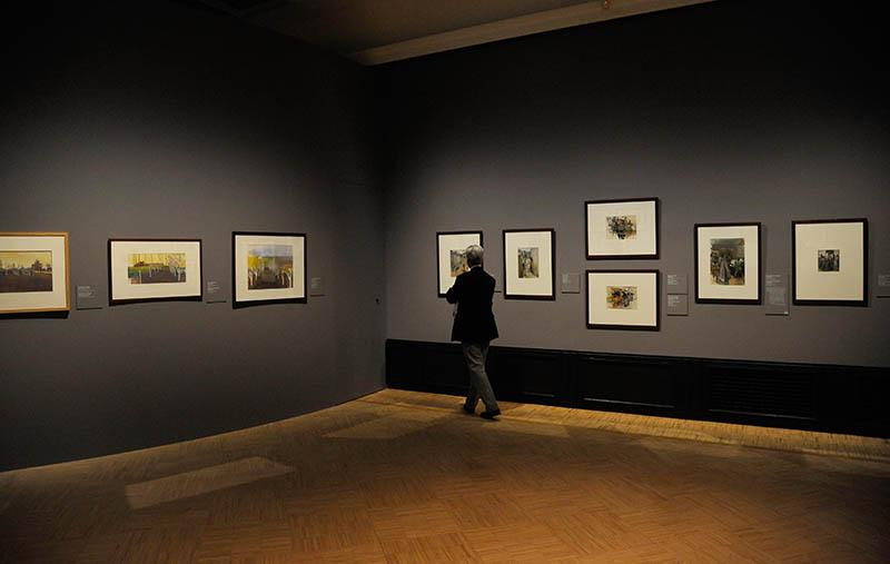 Выставка работ русской художницы Зинаиды Серебряковой в Инженерном корпусе Государственной Третьяковской галереи