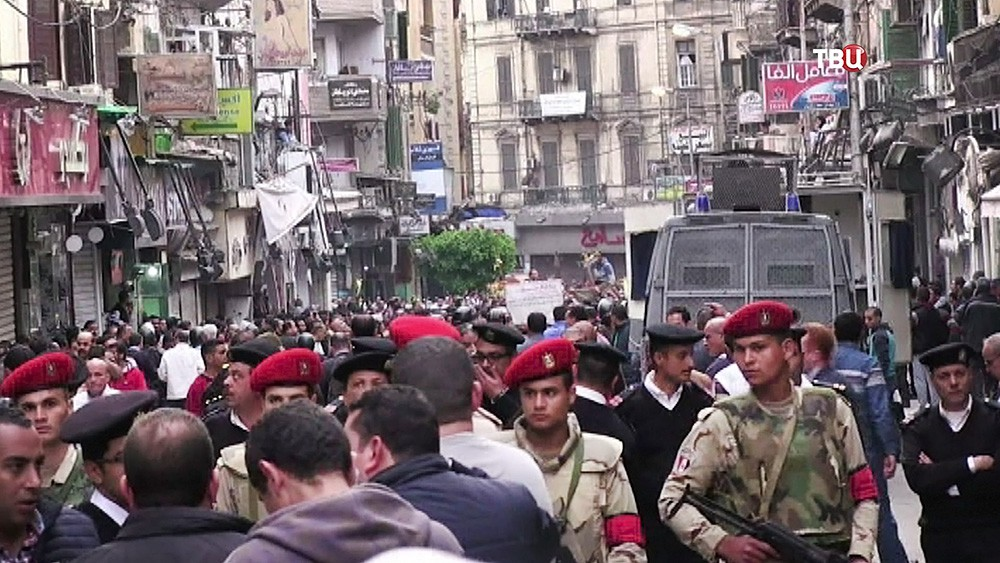 Военная полиция Египета