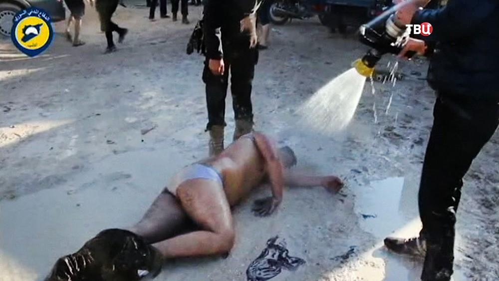 """Активистов """"Белых касок"""" уличили в постановочных съемках в Сирии"""
