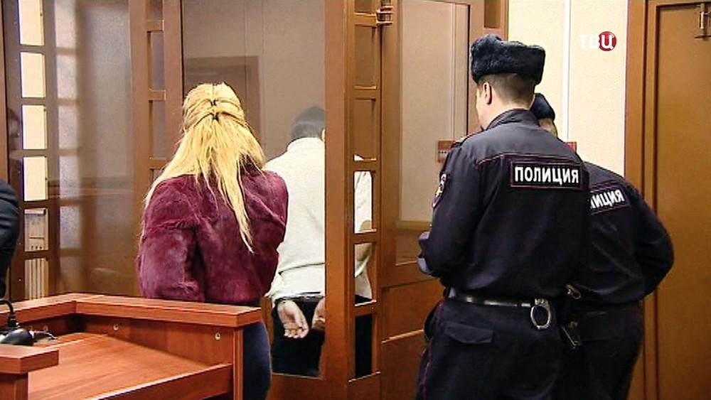 Суд над Петром Завьяловым