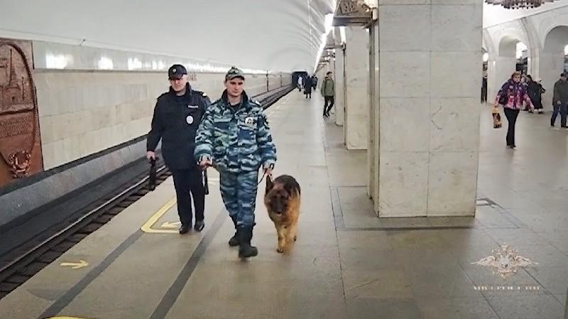 Инспектор-кинолог Денис Садков