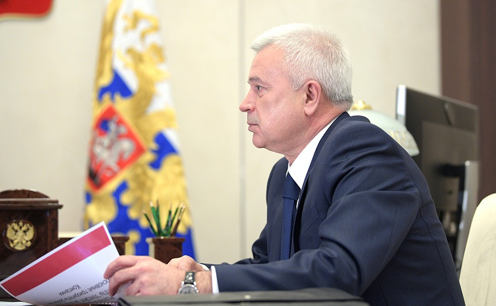 """Президент компании """"ЛУКОЙЛ"""" Вагит Алекперов"""