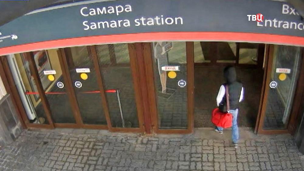 Подозреваемый в шпионаже гражданин Украиниы в аэропорту Самары