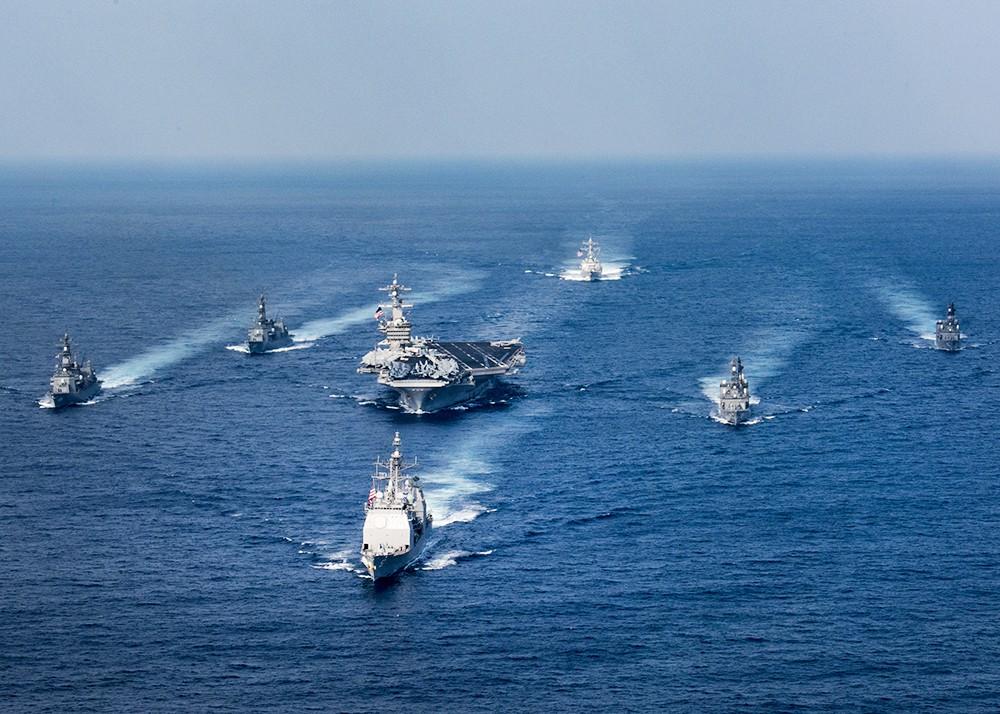 Корабли ВМС США