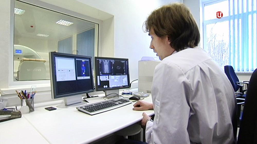 Медицинская лаборатория в Курчатовском институте