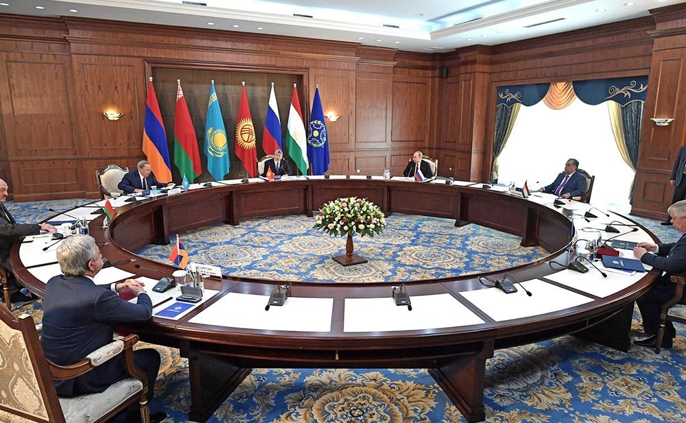 Неформальная встреча глав государств – членов ОДКБ