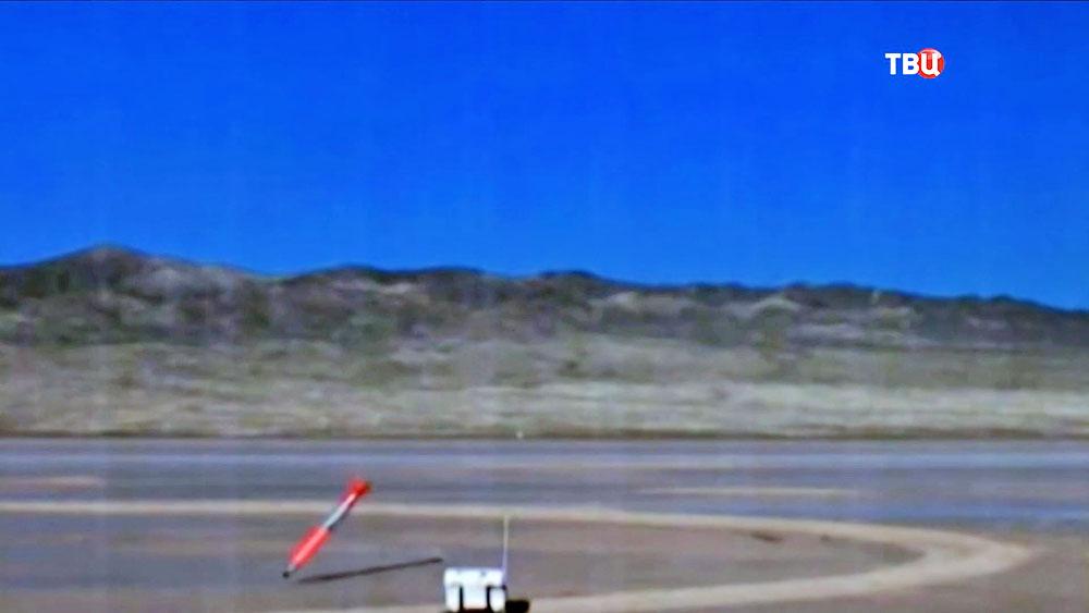 Испытание термоядерной бомбы В-61 в США