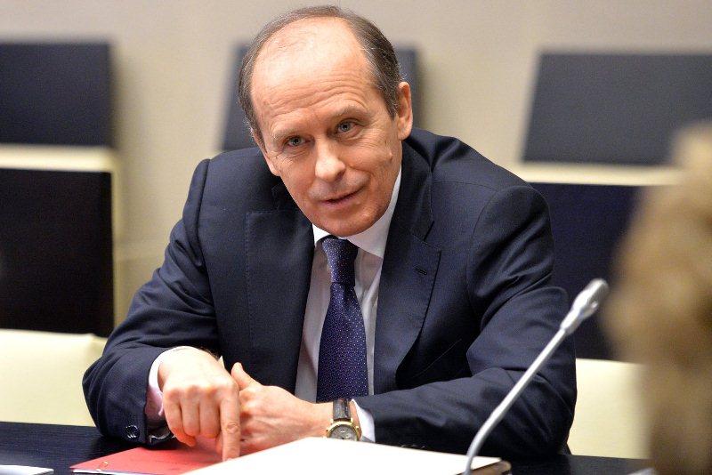 Глава ФСБ Александр Бортников