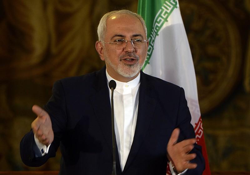 Глава иранского МИД Джавад Зариф