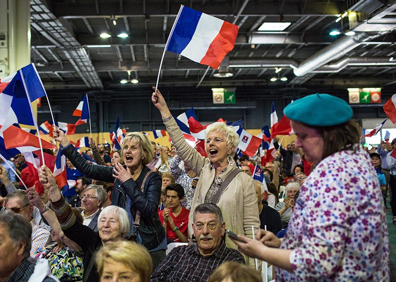 Президентские выборы во Франции