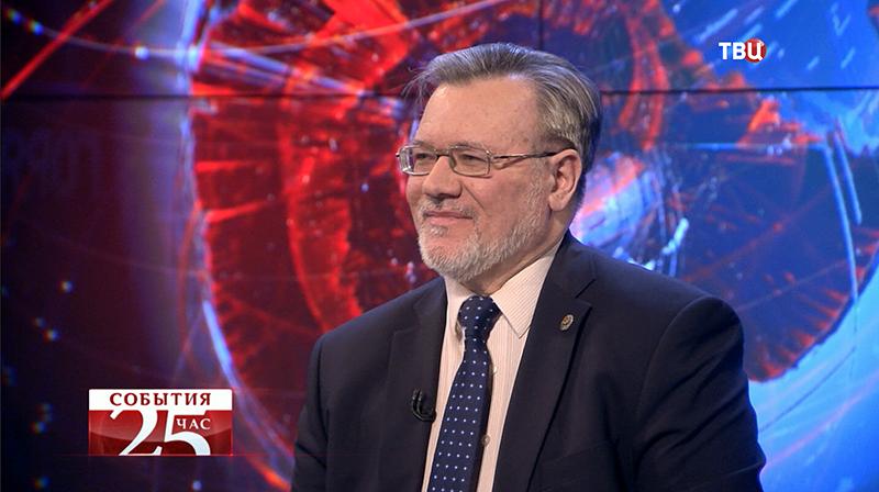 Сергей Лузянин, директор Института Дальнего Востока РАН, профессор МГИМО