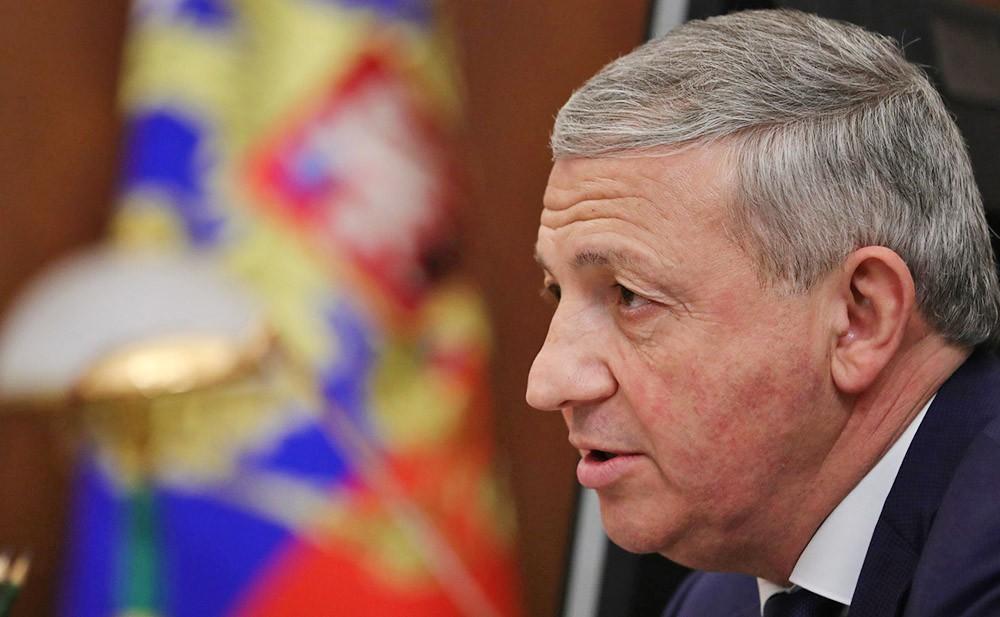 Глава Республики Северная Осетия – Алания Вячеслав Битаров