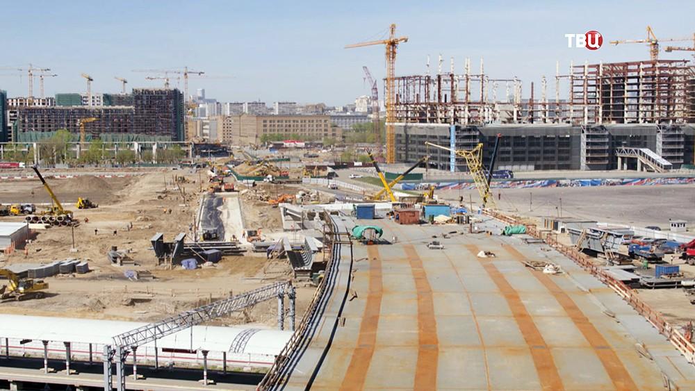 Развитие городской инфраструктуры на территории ЗИЛа