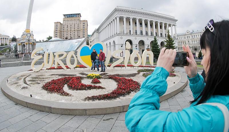 """""""Евровидение"""" на Украине"""