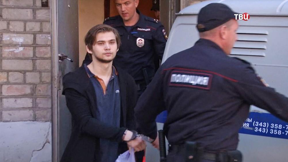 Блогер Руслан Соколовский под арестом