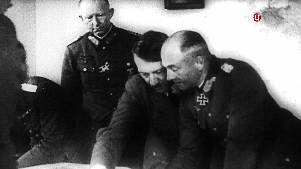 Гитлер на архивных кадрах