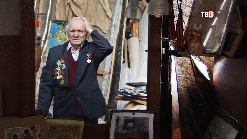 Ветеран Юрий Князев