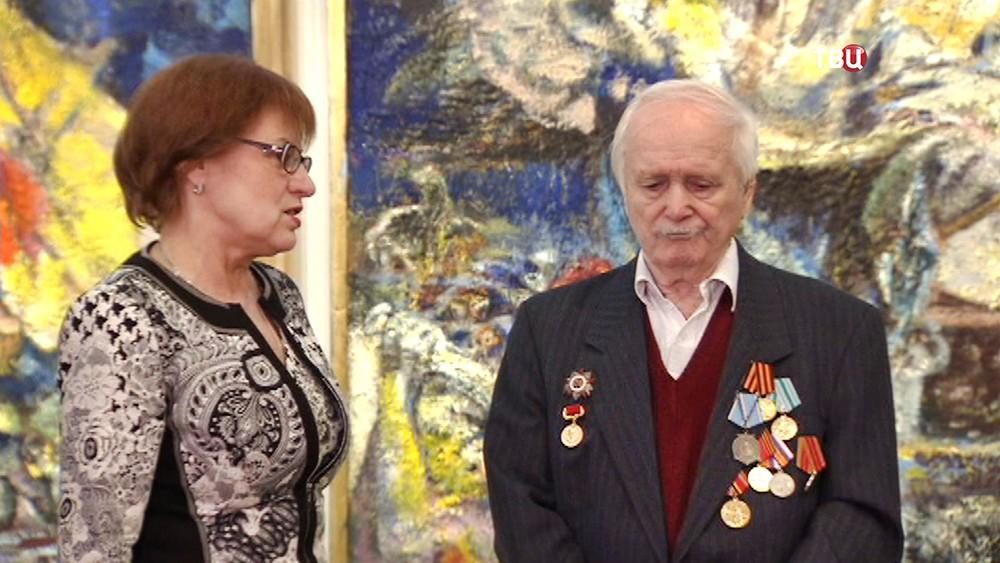 Художник Юрий Князев