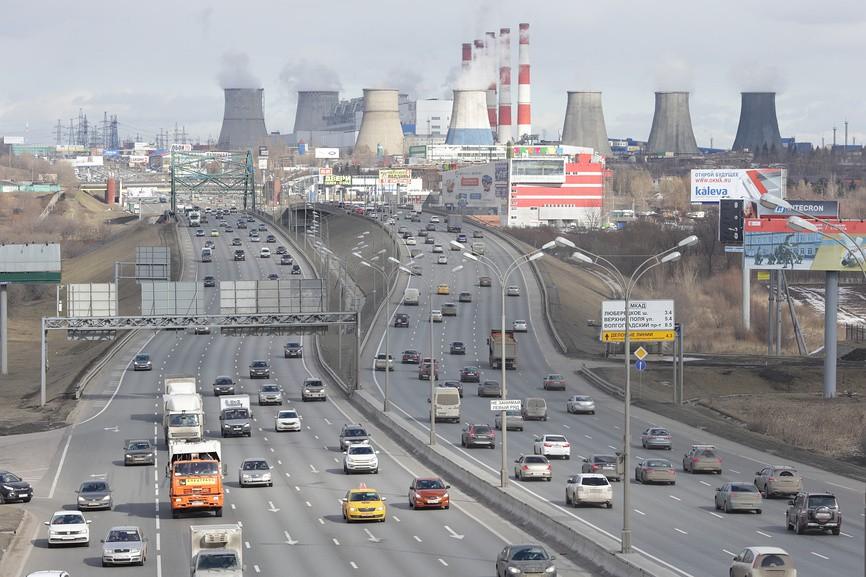 Москва,19-й километр МКАД, район Капотня