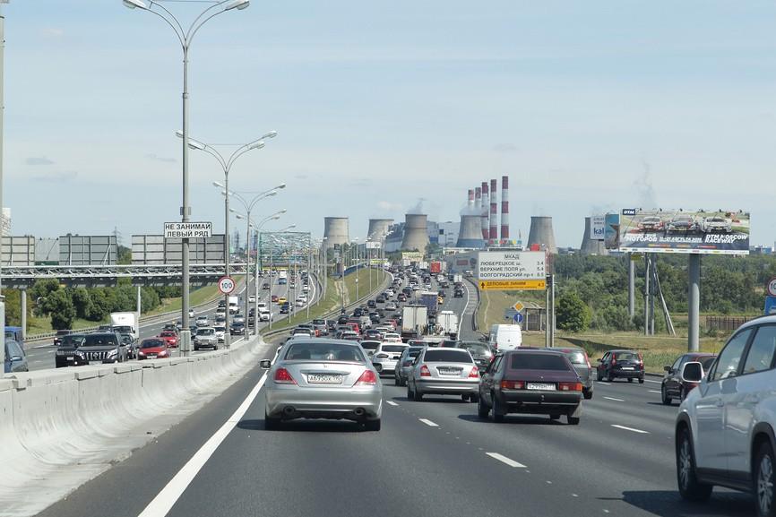 Москва, 18-й километр МКАД