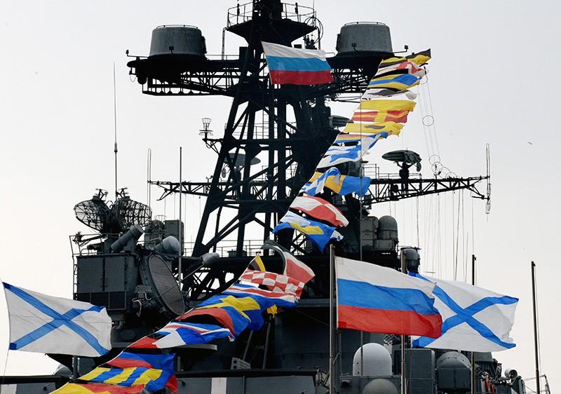 Корабль Тихоокеанского флота