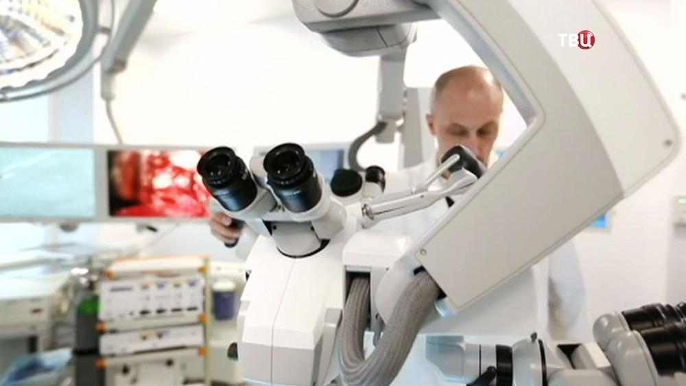 Новое медицинское оборудование в больнице