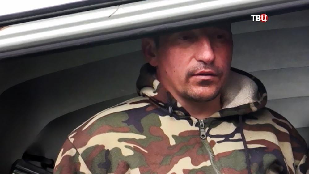 """Задержанный """"Тверской стрелок"""", Сергей Егоров"""
