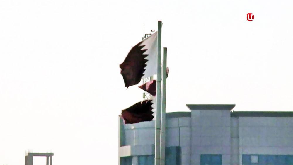 Флаги катара