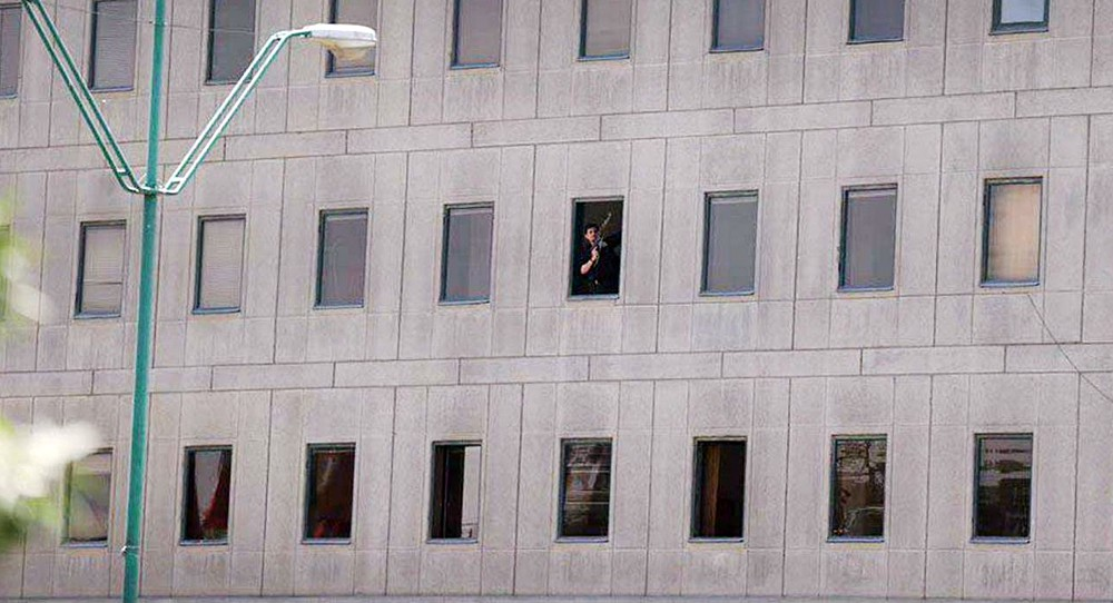 Спецоперация в парламенте Ирана