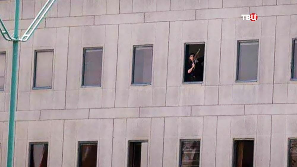 Террарист в парламенте Ирана