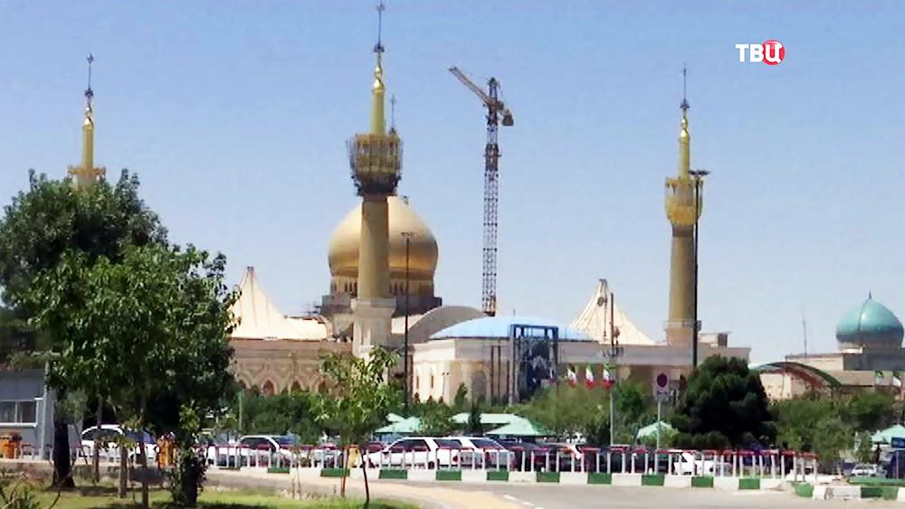 Мавзолей имама Хомейни в Иране